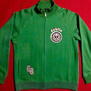 Roma Atletica zip-up track jacket Dublin 68